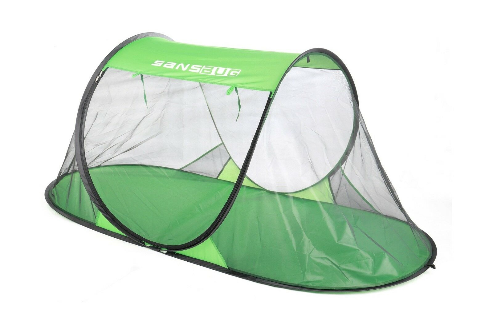 SansBug 1-Person Free-Standing Pop-Up Mosquito-Net (Poly Floor) Free Shipping