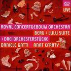 Berg: Lulu Suite; Drei Orchesterstcke Super Audio CD (CD, Sep-2008, RCO)