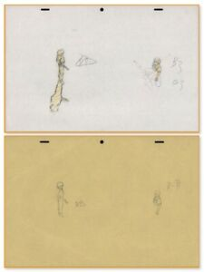 Akira-Anime-Genga-Set-for-Cel-Animation-Art-Kaneda-Kei-at-Prison-Otomo-1988