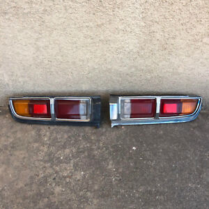 toyota celica tail light set 76 77 ra24 coupe tail lights ebay Ranger Tail Light Wiring image is loading toyota celica tail light set 76 77 ra24