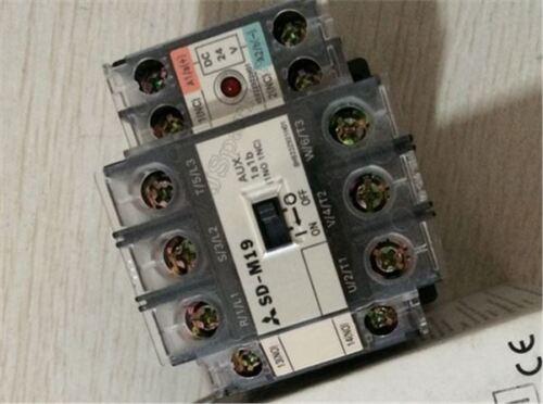 Contactor Brand New SD-M19 Mitsubishi 24Vdc sb