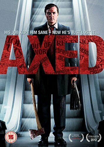Axed [DVD] - DVD  NWVG The Cheap Fast Free Post