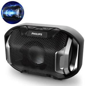 Philips-SB300B-ShoqBox-Portable-Bluetooth-Waterproof-Speaker-shockproof-rugged