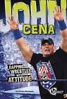 John Cena: Rapping Wrestler with Attitude by Lucia Raatma (Hardback, 2012)