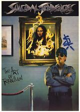 Suicidal tendencies art of rebellion 2012 ebay item 5 music postersuicidal tendencies 24x34 uk original art of rebellion nos vintage music postersuicidal tendencies 24x34 uk original art of rebellion thecheapjerseys Choice Image