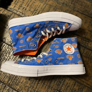 Converse X 70 HI Tops NBA Rush Blue New York Knicks 161164C SZ 10.5 ... 3e9c891bf