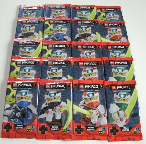 20 Booster Neu /& OVP LEGO Ninjago Serie 5 Trading Card Game