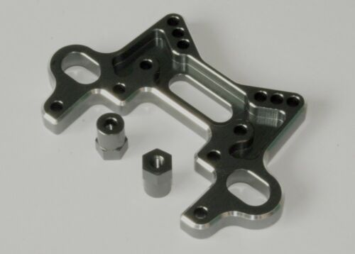 "Pd09-0047 THUNDER TIGER er4 g3 Amortisseurs-Ponts CNC /""Factory Team/"" TU Alu va"