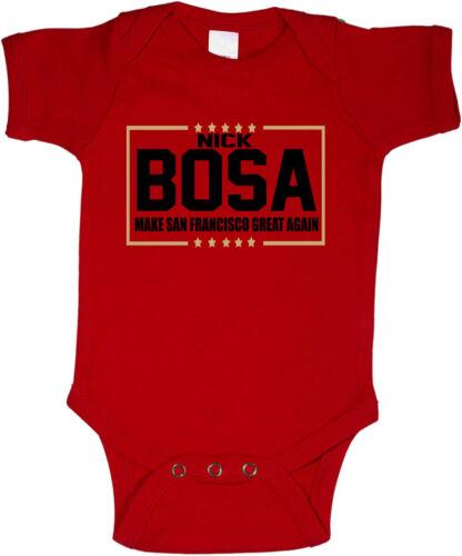 Nick Bosa San Francisco 49ers ELECTI T-Shirt