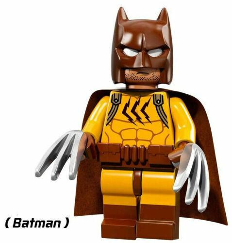 Batman Joker Police Robin Shark Rabbit Pharaoh Minifigures Construction New 2020