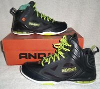 And1 Basketball Boots / Trainers - Fantasy - In Box - Size Uk 7