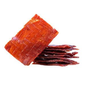 Dried pork slice Chinese Speciality Snacks 100g*3 bags 猪肉脯