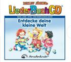 Entdecke Deine Kleine Welt (LiederbuchCD) von Ingrid van Bebber und Detlev Jöcker (2008, Set mit diversen Artikeln)