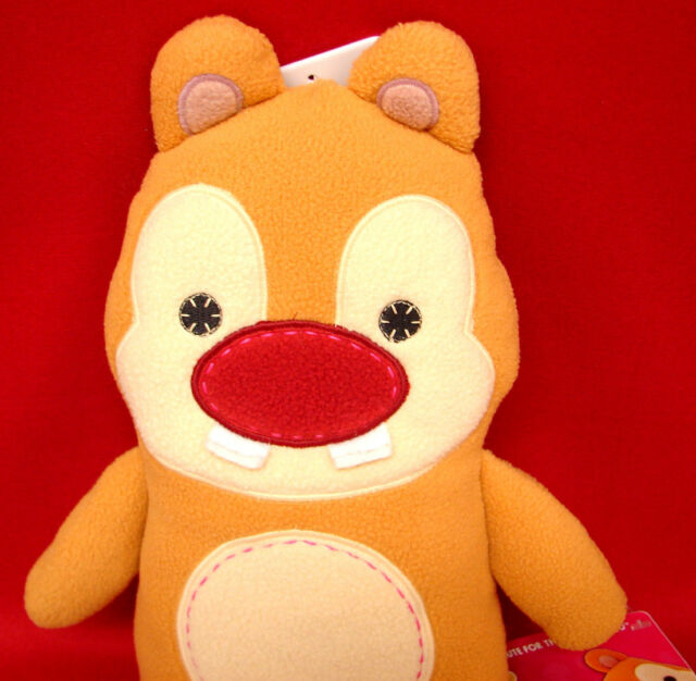 Pook a Looz Pookalooz Disney Plush Figure Dale from Chip n Dale NEW with Tags