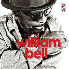 William Bell - This Is Where I Live LP SEALED NEW w/ MP3 DOWNLOAD CARD soul
