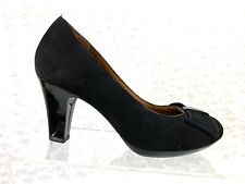 0b8444786db item 3 Women s CLARKS Artisan Society Black Suede Patent Heel Pump -Size 7M  -Women s CLARKS Artisan Society Black Suede Patent Heel Pump -Size 7M
