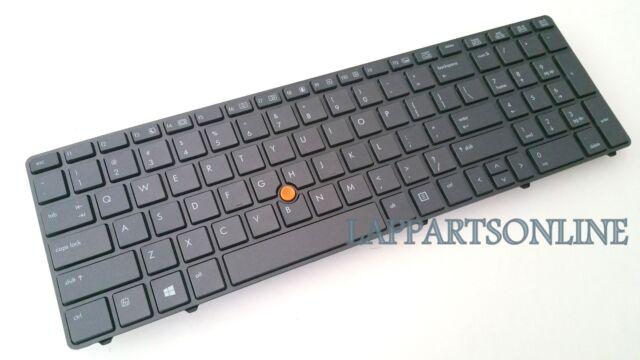 NEW backlit Keyboard For HP EliteBook 8570w 690647-001 652683-001