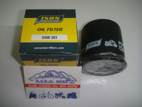 FILTRO OLIO ISON 303 POLARIS Scrambler 4X4 500 1997-2012
