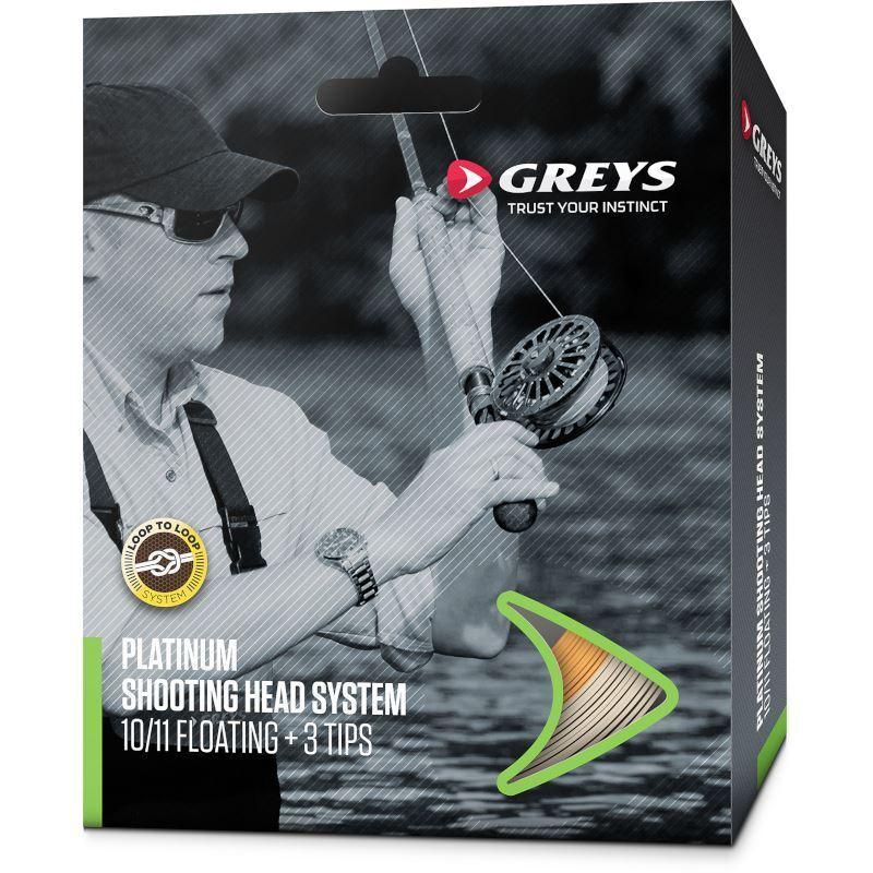 griss Platinum Shooting Head System