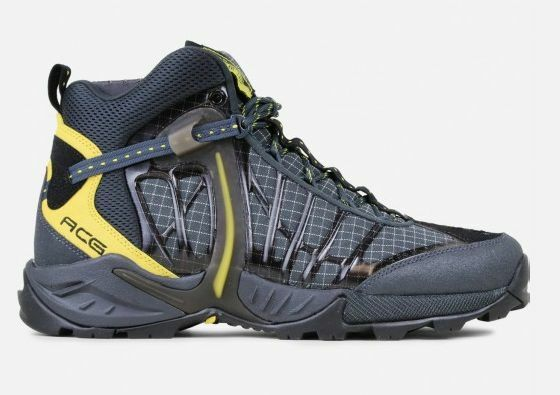 nike ACG Air Zoom Tallac Lite OG BLACK/ANTHRACITE/YELLOW 844018-001 best-selling model of the brand