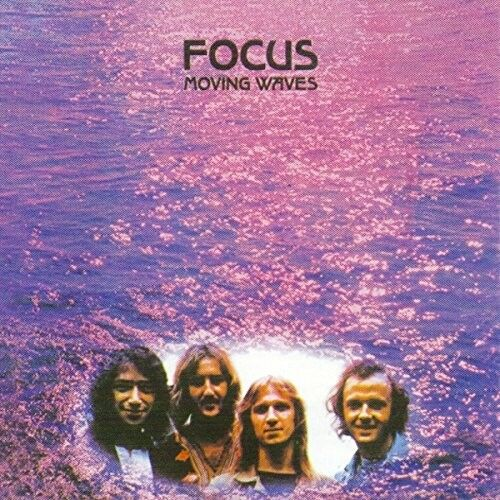 FOCUS - MOVING WAVES  CD NEW