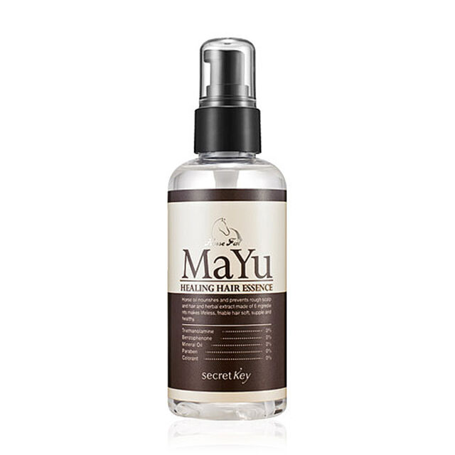 [SECRET KEY] Mayu Healing Essence 100ml / Creating coating around hair
