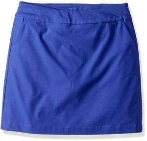 Damen-Nike-Golf-Rock-UK-8-blau-742875-512