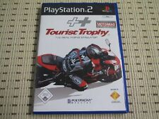 Tourist Trophy The Real Riding Simulator für Playstation 2 PS2 PS 2 *OVP*