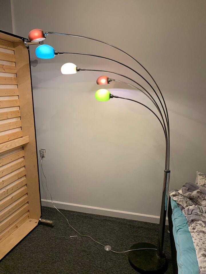 Anden arkitekt, Lounge, gulvlampe