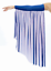 WITCH VAMPIRE BAT WINGS BUTTERFLY TOGA CLEOPATRA COSTUME FANTASY SLEEVES CAPE