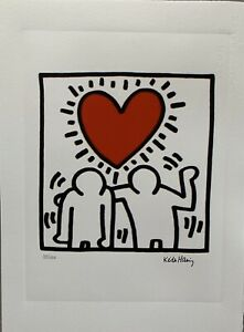 Keith-Haring-Print-Signee-Et-Numerotee