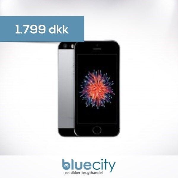 iPhone SE, GB 64, sort