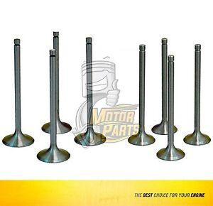 Intake /& Exhaust valve Fits Chevrolet Cavalier 2.0 2.2 L SOHC