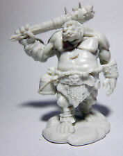 1 x OGRE GUARD - BONES REAPER figurine miniature rpg jdr club massue 77456