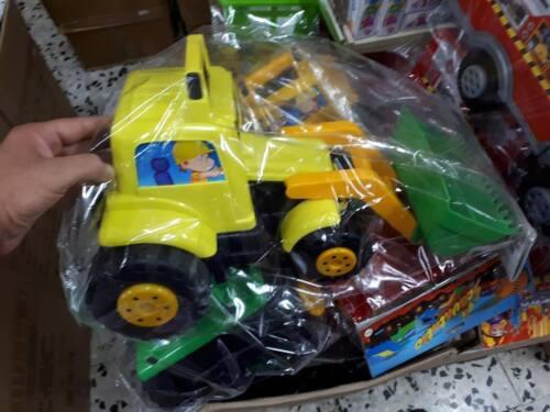 camion trattore scava gigante Kit gioco di qualità giocattolo toy a35 natale