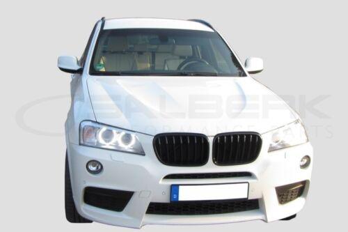 NERO LUCIDA reni per BMW x3 f25 FRONT GRILL salberk 2501