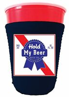 Coolie Junction Hold My Beer Watch This Funny Solo Cup Coolie, Neoprene