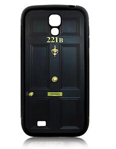 Image is loading Sherlock-Holmes-221B-Street-Door-Samsung-Galaxy-S4-  sc 1 st  eBay & Sherlock Holmes 221B Street Door Samsung Galaxy S4 \u0026 Galaxy S3 S5 ...