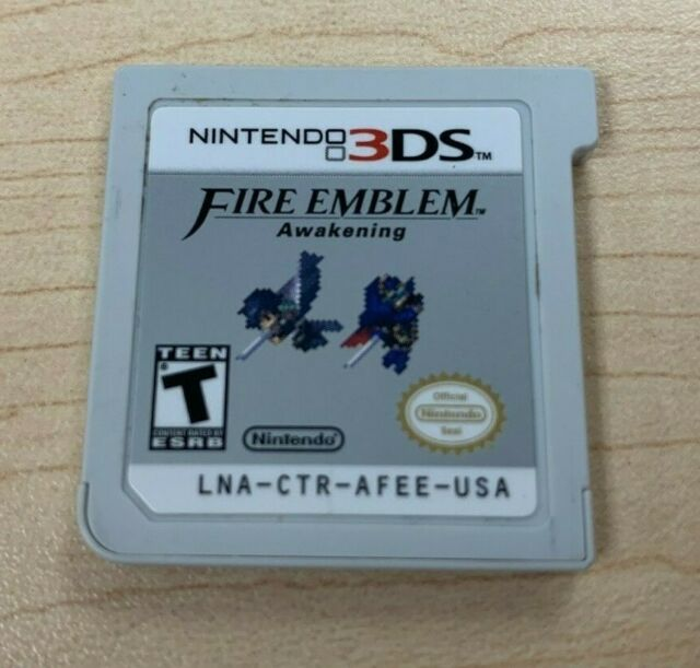 Fire Emblem: Awakening (3DS, 2013) CARTRIDGE ONLY