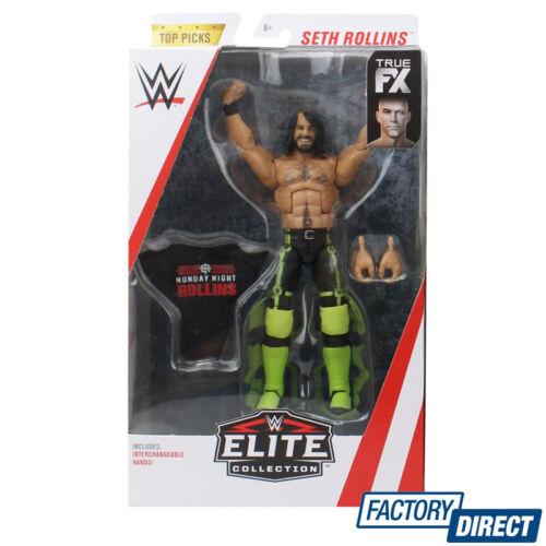 WWE ELITE COLLECTION WRESTLER ACTION FIGURE MATTEL WRESTLING CHARACTER KIDS TOYS