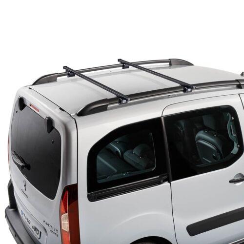 Spezifischer Dachträger für Volkswagen Touran II 5T ab 15 kompl Stahl CR9-RR