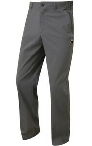 SPRAYWAY COMPASS Stretch PANTS Men Lightweight Hiking Travel Trouser Black LP£65