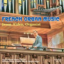 French Organ Music, Jason Alden, organist, 2015 Juget-Sinclair pipe organ Dallas