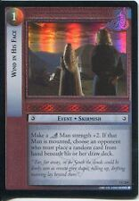 Lord Of The Rings Foil CCG Card RotK 7.C259 Wind in His Face