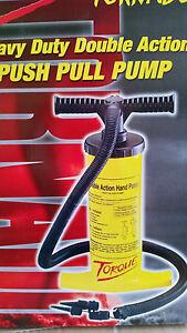 inflatable-pump-Ski-Tube-RON-MARKS-push-pull