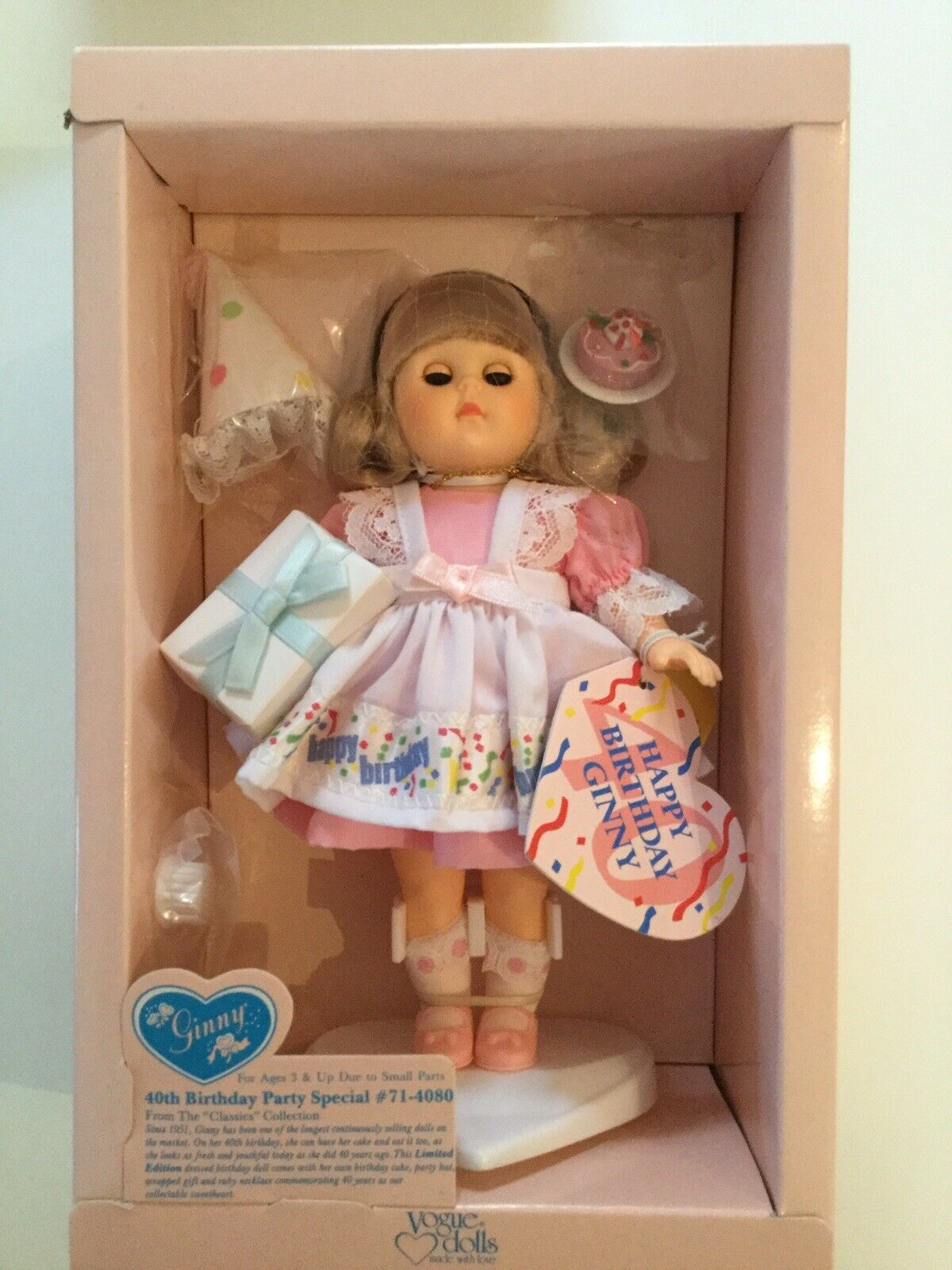 Vintage Ginny Doll /'Ginny /'Sports/' Greeting Cards