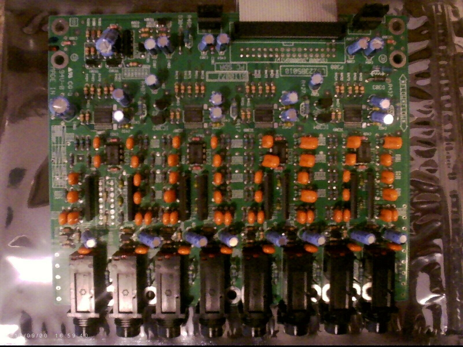 Akai IB-S508P Multi-Out Board for S5000   S6000