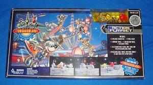 Disney-Tomorrowland-Action-Playset-MIB-Park-Exclusive-Rare-HTF-Never-Opened