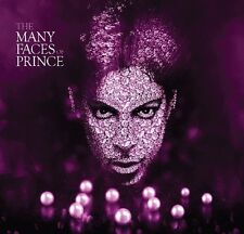 MANY FACES OF PRINCE  3 CD NEU