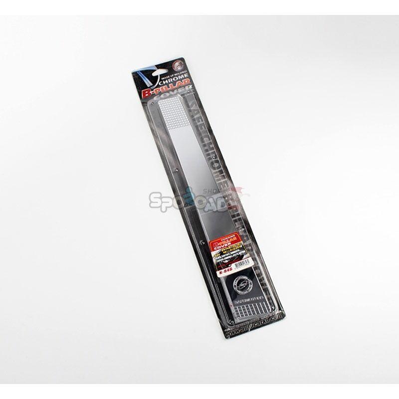 K-846 Chrome B-Pillar Cover Molding for Hyundai Santa Fe 2001-2005